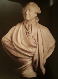 Гудон. Бюст Людовика XVI