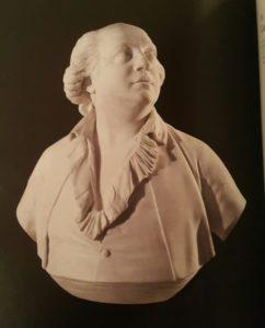 Гудон. Граф Калиостро. Мрамор. 1786