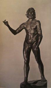 О.Роден. Иоанн Креститель. 1887. Музей Родена в Париже