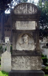 Надгробный памятник К.П.Брюллову