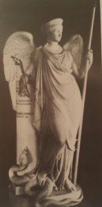 Н.П.Румянцев, Канова и статуя «Мир»