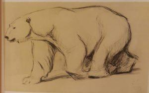 Белый медведь. 1935