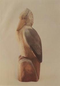 Тропическая птица. 1964