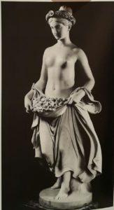 Тенерани. Флора. 1835. Мрамор. Эрмитаж