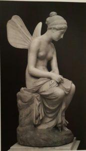 Тенерани. Покинутая Психея. 1816-1819. Флоренция