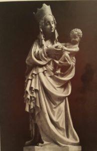 Торуньская мадонна. Около 1400