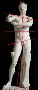 Лисипп. Апоксиомен (атлет, чистящий себя скребком). Фото из Википедии