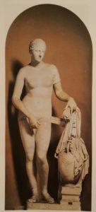 Пракситель. Венера Книдская. Очень примерно 360 г. до н.э