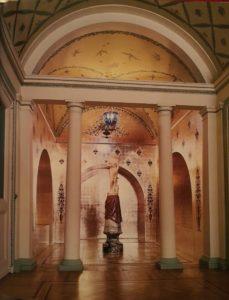 Малая гостиная. Серебряный альков. 1914-1916. Дворец Юсуповых