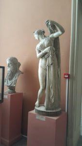 Венера Каллипига. Музей слепков Академии художеств в Санкт-Петербурге. Фото автора 2018