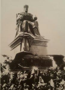 Опекушин. Памятник Александру III