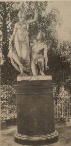 Мартос. Памятник Александре Павловне в Павловске (похоронена в Венгрии). 1807-1815