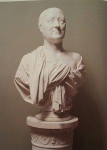 Мартос. Портрет графа Н.И.Панина. 1780. Третьяковская галерея