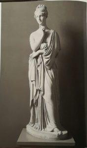 Б.Торвальдсен. Княгиня Барятинская. 1818