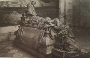 Франсуа Жирардон. Гробница кардинала Ришелье. 1655-1657. Париж, Сорбонна