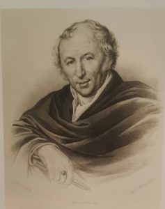 Клаубер. Портрет И.П.Мартоса