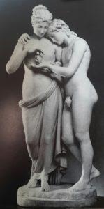 Канова. Амур и Психея