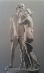 Парные скульптуры. Часть 1.