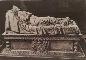 Фото. Раух. Могила королевы Прусской Луизы. 1811-1814. Мрамор. Берлин