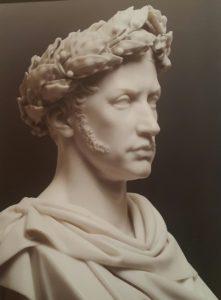 Фото. Раух. Портрет Фридриха Вильгельма III. Фрагмент