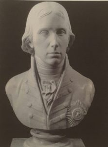 Фото. И.Г.Шадов. Фридрих Вильгельм III, 1797. Мрамор