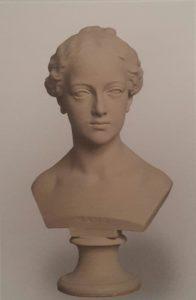 Фото. Вихман. Великая княжна Мария Николаевна. 1831-1832. Петергоф