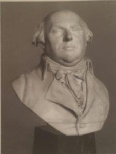 Фото. И.Г.Шадов. Король Пруссии Фридрих Вильгельм II. 1792. Мрамор