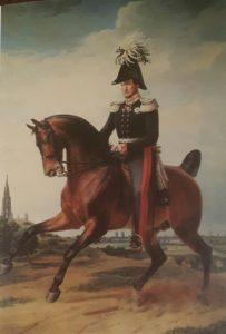 Фото. Франц Крюгер. Фридрих Вильгельм III