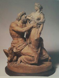 Парные скульптуры. Часть 3