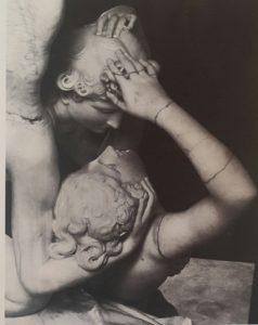 Фото. «Поцелуй Амура и Психеи», Эрмитаж. Фрагмент