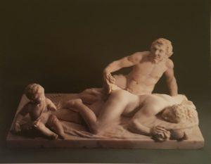 Фото. Маринали. Юпитер и Антиопа