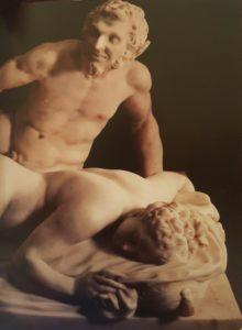Фото. Маринали. Юпитер и Антиопа. Фрагмент