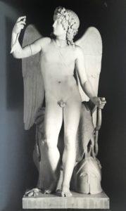 Торвальдсен. Торжествующий Амур. 1814-1822. Вена. Венская ратуша