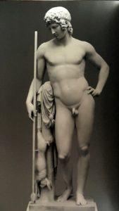Торвальдсен. Адонис. 1808-1832