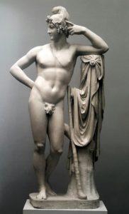 Канова. Парис. 1813. Эрмитаж