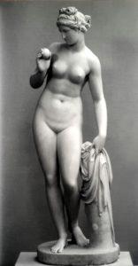 Торвальдсен. Торжествующая Венера. 1819-1821