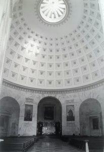Канова, Дж.Сельва (архитектор). Храм Кановы в Посаньо