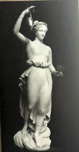 Канова. Геба. 1816. Эрмитаж