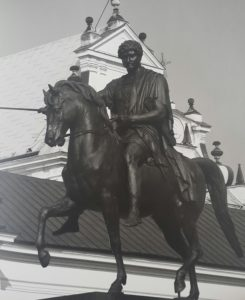Памятник Понятовскому. Торвальдсен1