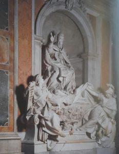Рускони-надгробие папы Григория 13