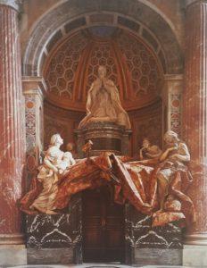 Бернини-надгробие папы Александра7
