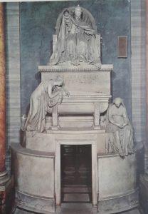 Канова.Надгробие Пия14