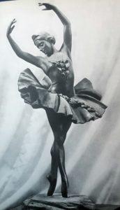 """Дубинская - Аврора в """"Спящей красавице"""""""