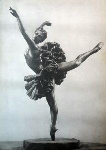 И.Б.Зубковская-Израилева - Одиллия из «Лебединого озера»