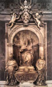 Альгарди. Папа Леон 11
