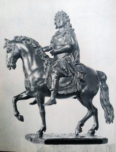 Фото 2. Жирардон. Конная статуя Людовика XIV