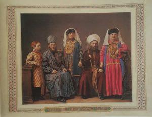 Фото. Зажиточные нижегородские татары