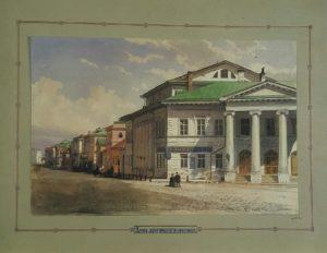 Фото. Дом дворянского собрания