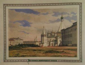 Фото. В Нижегородском кремле