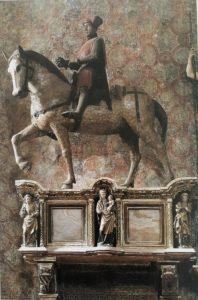 Фото. Антонио Бреньо. Надгробие кондотьера Паолло Савелли